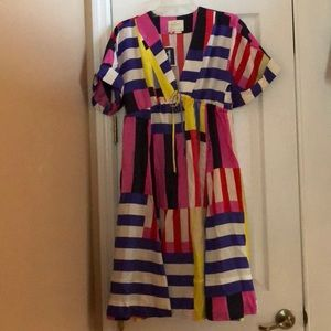 Kate Spade size XS stripe dress